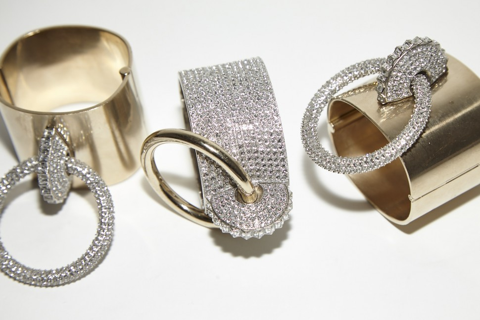 Photography: Joseph Molines   Self Service Magazine   Party Cuff by Chanel
