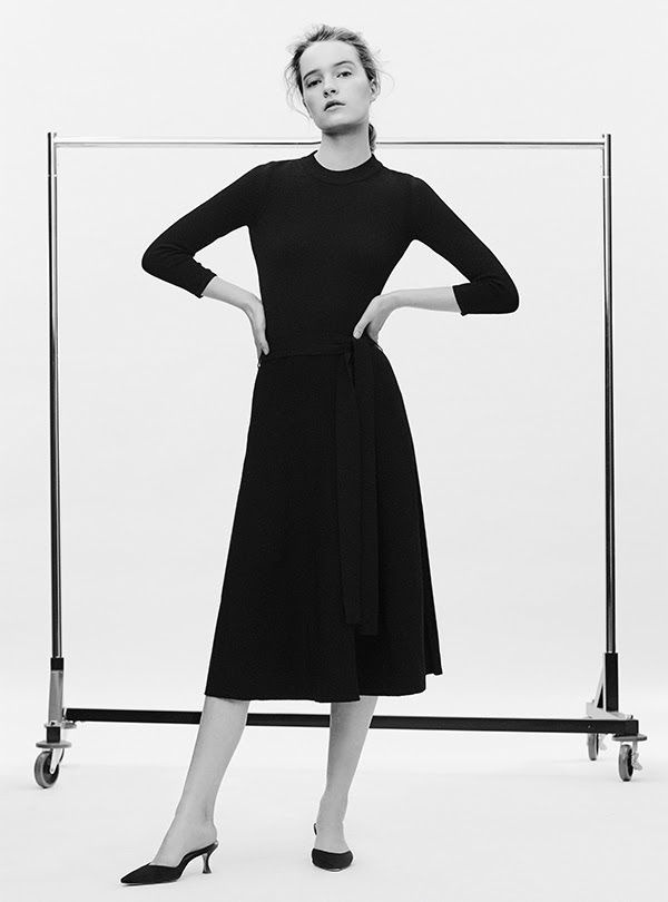 Photography and Konnie Dress: The Line   Brock Collection