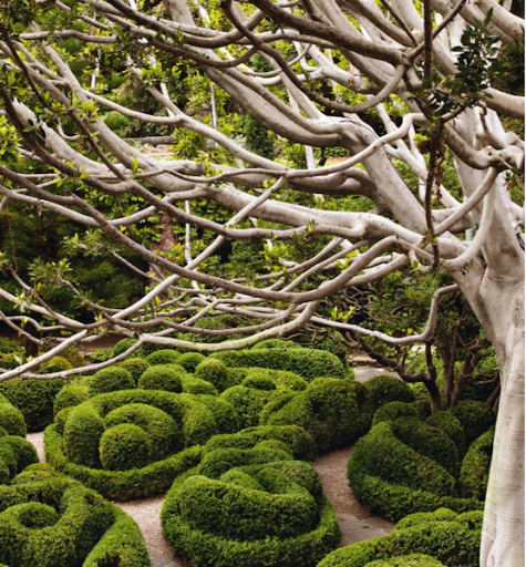 Richard Shapiro's Garden | Richard Shapiro Designs