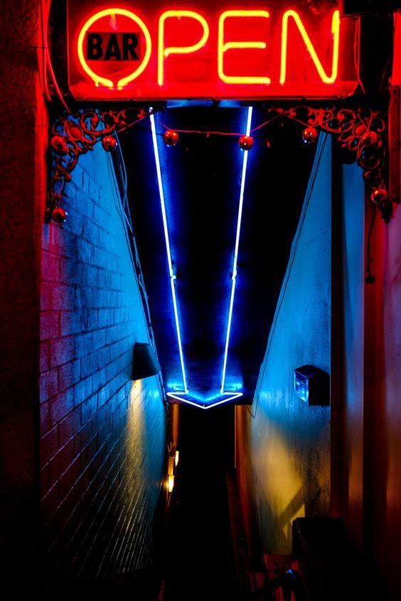 Photography: Unknown | NYC Nightclub