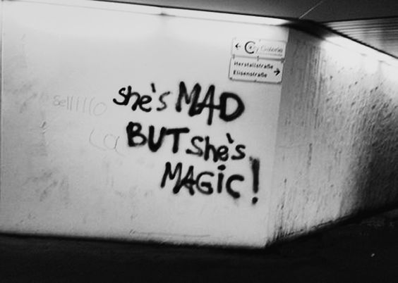 Stay in Your Magic. - Do the universe a favour and don't hide your brilliance, let it be your noise. -tM