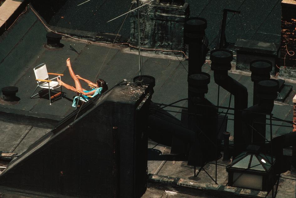 Photography: Thomas Hoepker | Midtown NYC, 1983