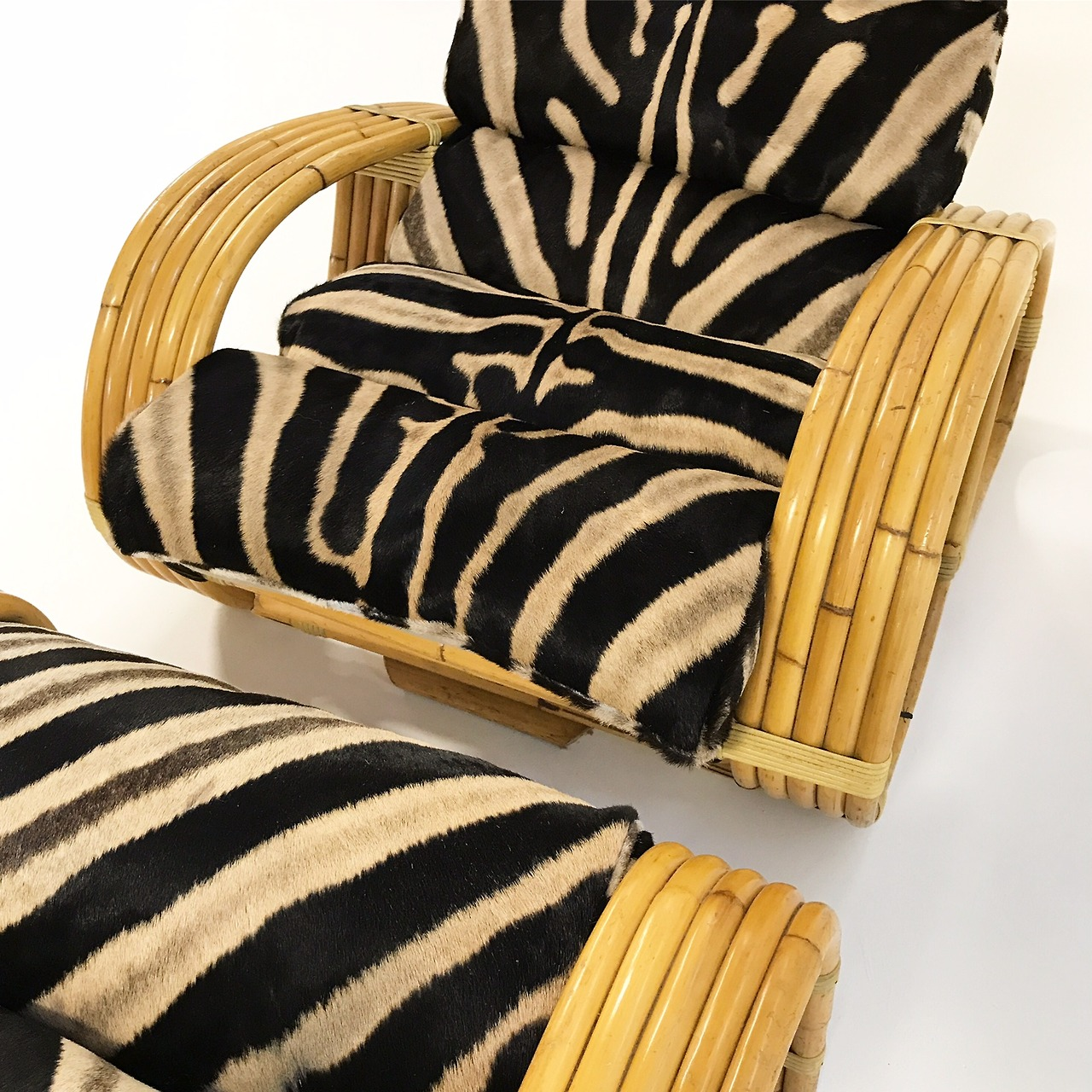 Rattan, - is one of the oldest and most sustainable jungle palm vines used to create furniture.It is seeing a revival as of lately with a modern twist.It is conceivable that being a child of the 70's has me nostalgically coveting these pieces, or perhaps it is simply how versatile and classic in design they continue to be.Either way,if there ever was a chair that exuded confidence without ego it is this one; a classic made sexy. -tM