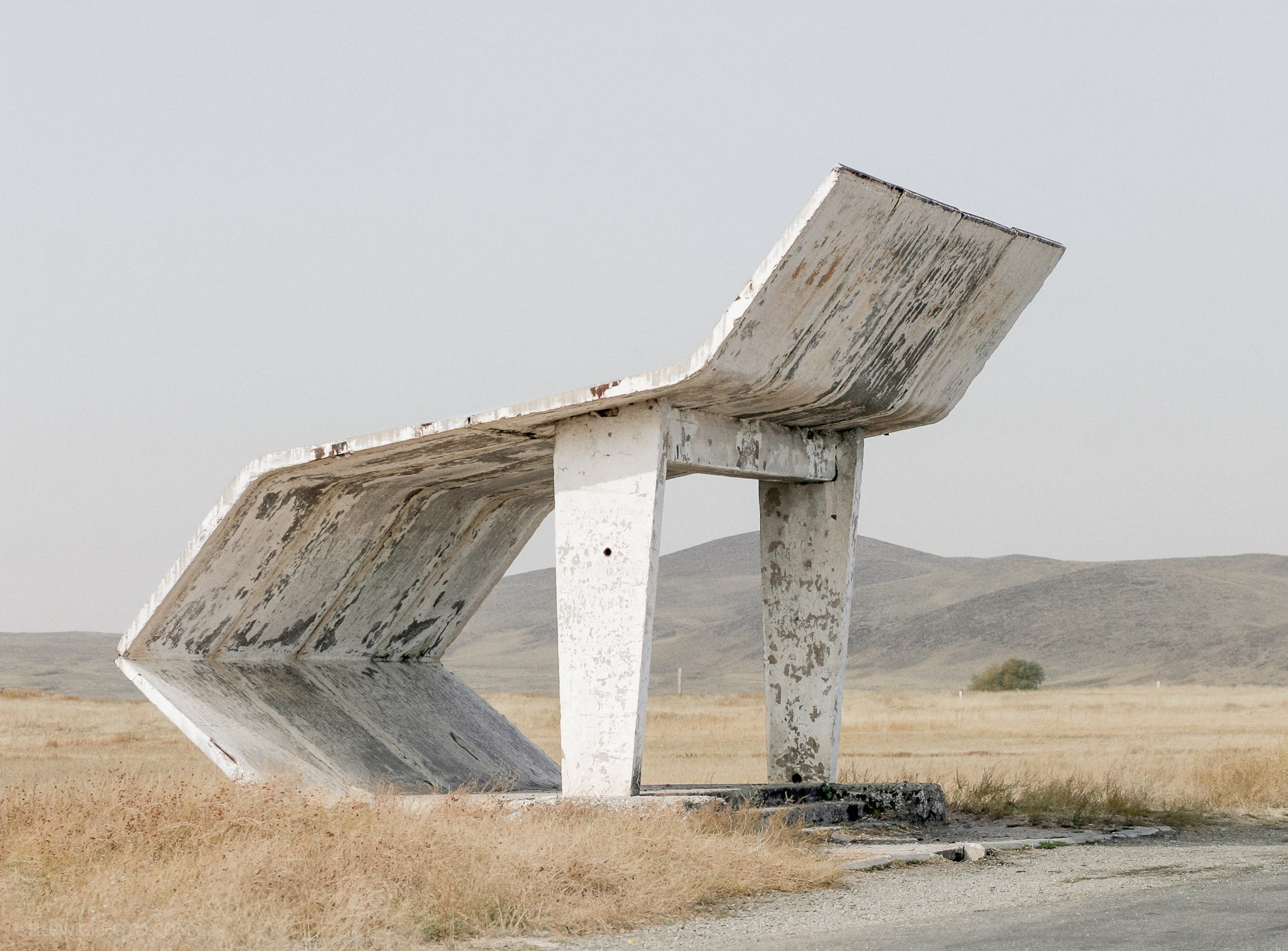 Bus stop in the former Soviet Union.jpg