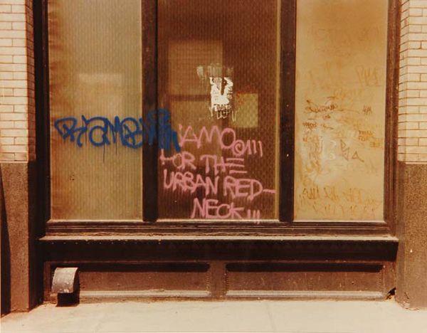 Basquiat's SAMO | NYC