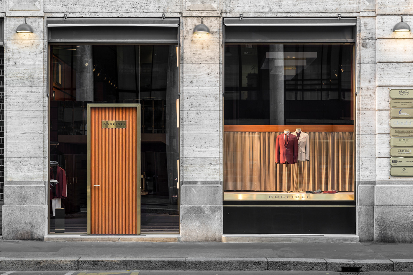 Photography:Simone Fiorini | Boglioli, Milan