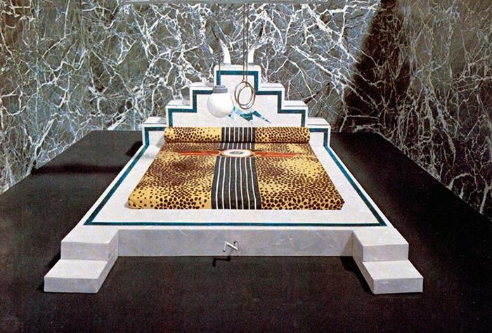 Erotic Designs. Dream Bed 1967 by Andrea Branzi et al.jpg