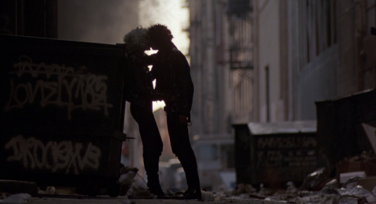 Photography: Roger Deakins | Sid & Nancy (the movie)