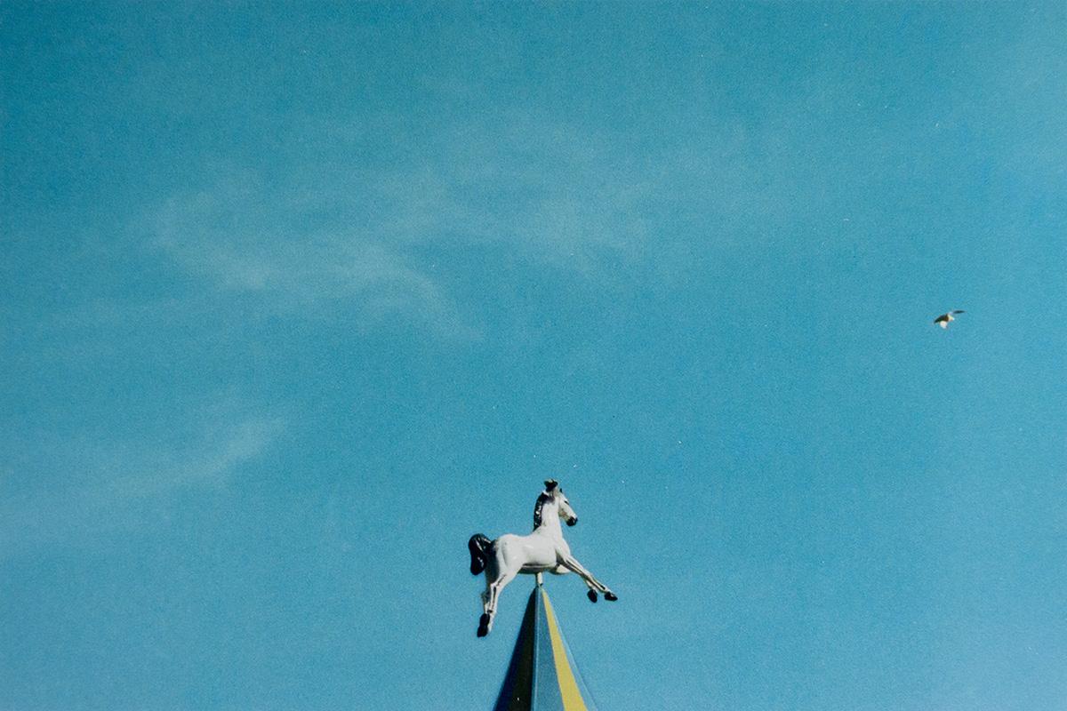 Photography: Luigi Ghirri, Modena, 1974