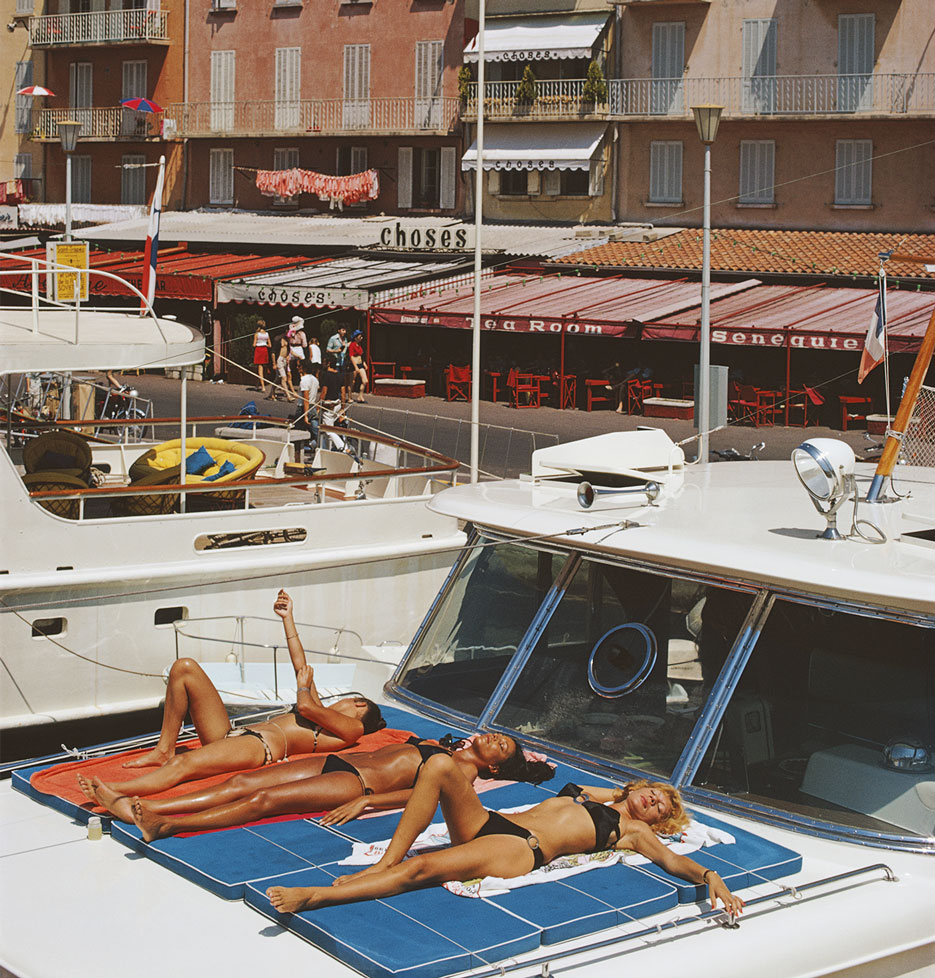 Photography: Slim Aarons