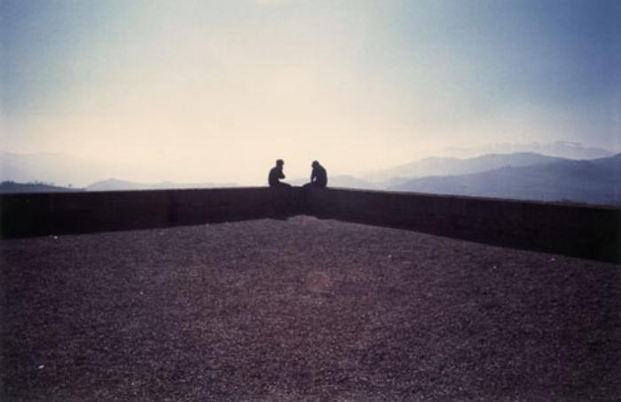 Photography: Luigi Ghirri   Urbino, 1975
