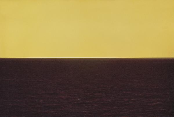 Photography: Franco Fontana | Seascape Ibiza, 1972