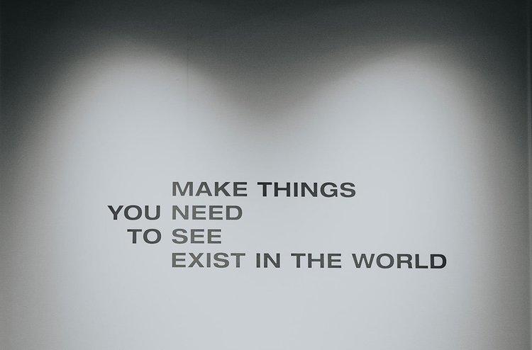 Artist's Quote: Daniel Arsham