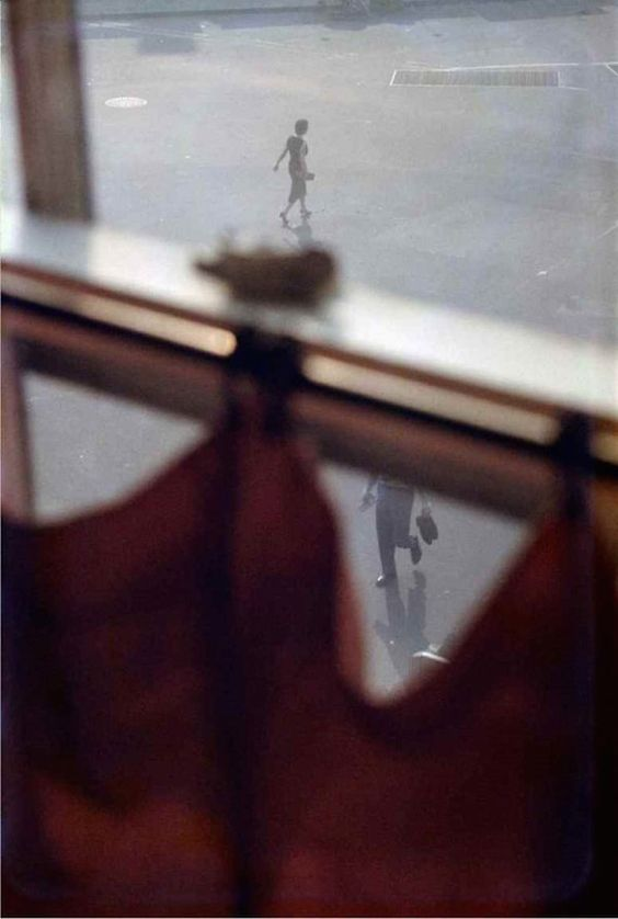 Photography: Saul Leiter