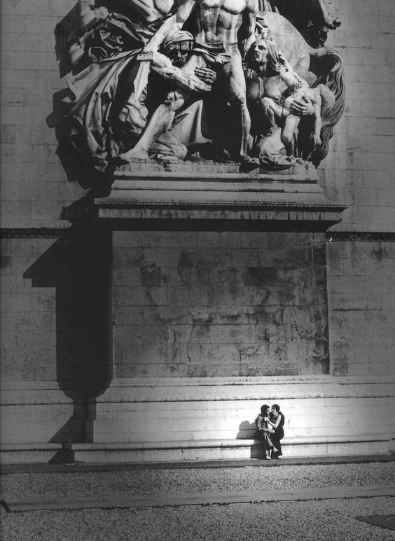 Photography: Robert Doisneau | Paris, 1974