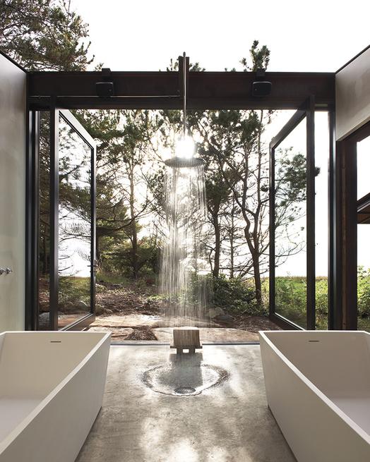 Architect: Tom Kundig | House Lopez Island, near Seattle