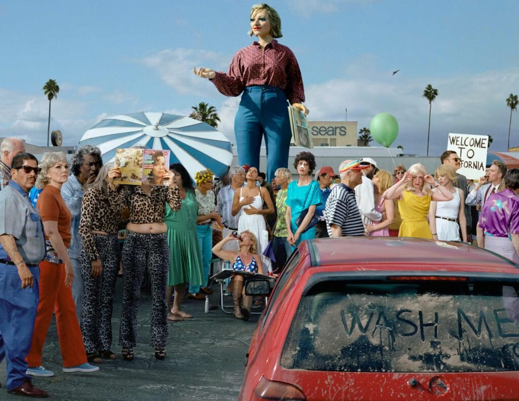 Photography: Alex Prager | Big West