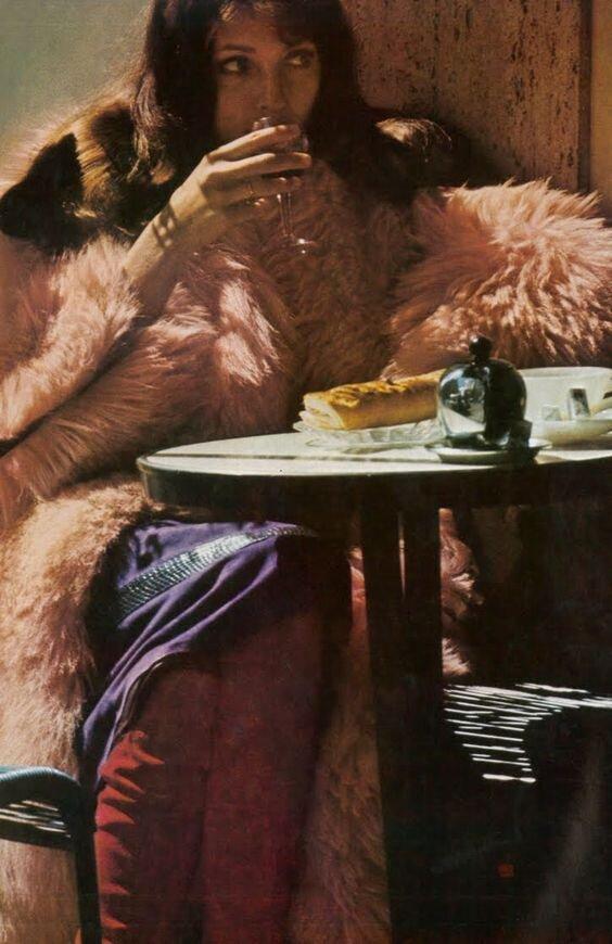 Photography: Alex Chatelian | Vogue, 1970