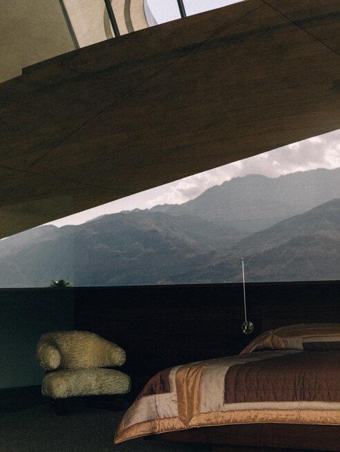 Architect: John Lautner   Palm Springs, CA