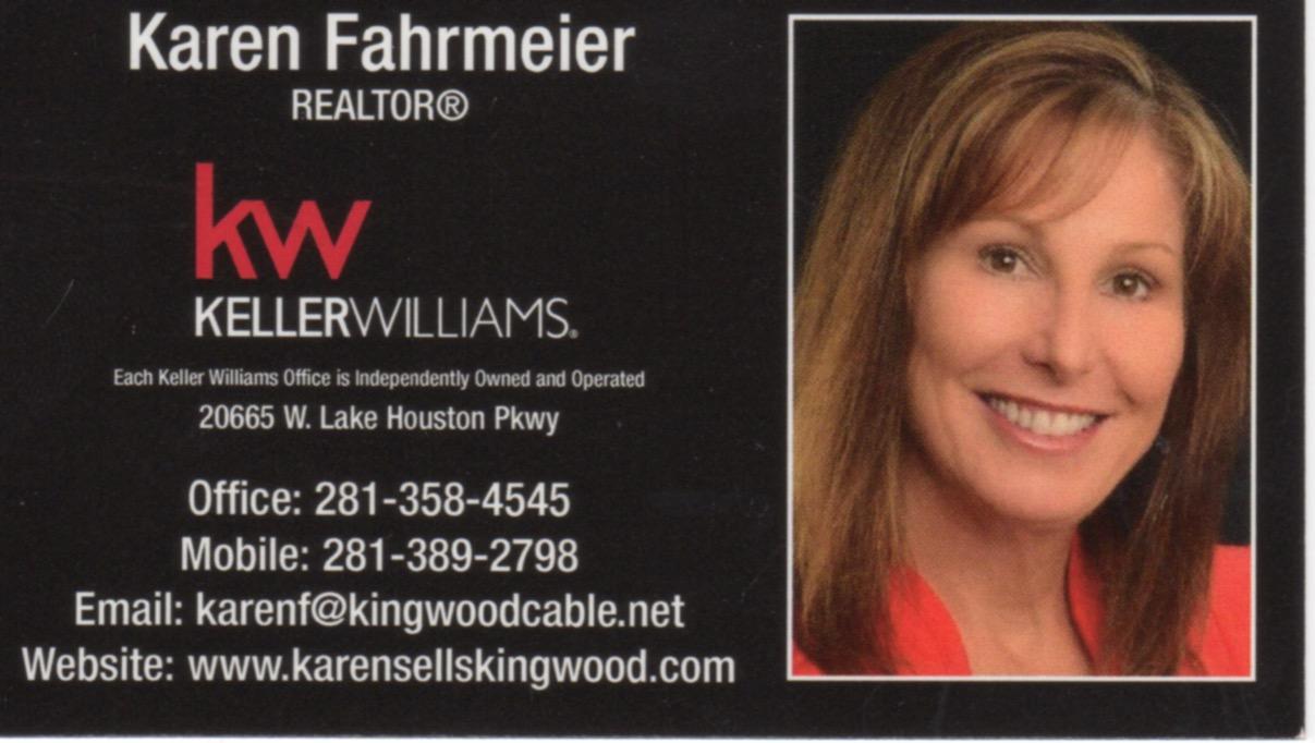 Karen Fahrmeier, Keller Williams Realty NE