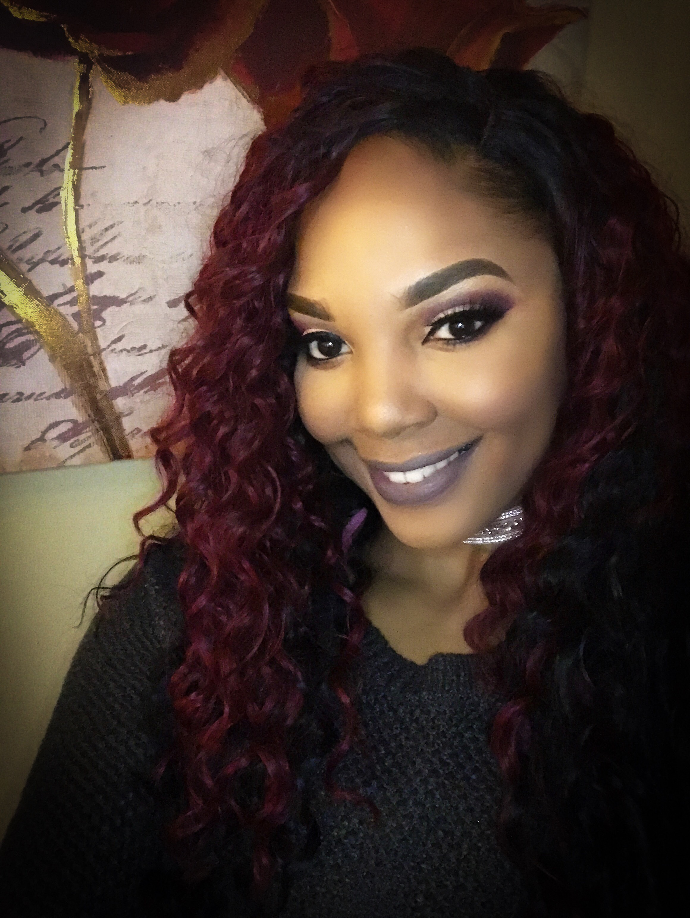 D'Amber Shannon, Owner of Enhance Beauty