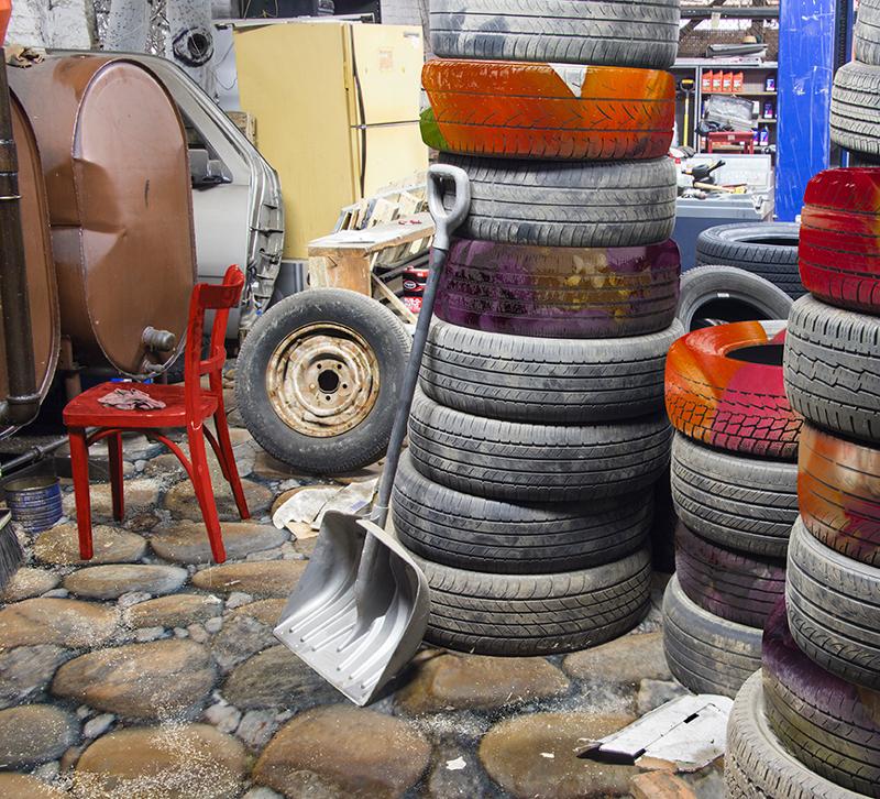 rubOmatic Tires