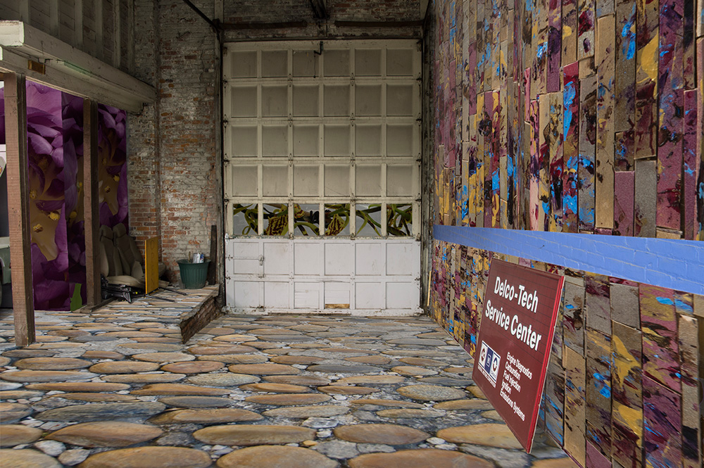 Billy's Garage Door