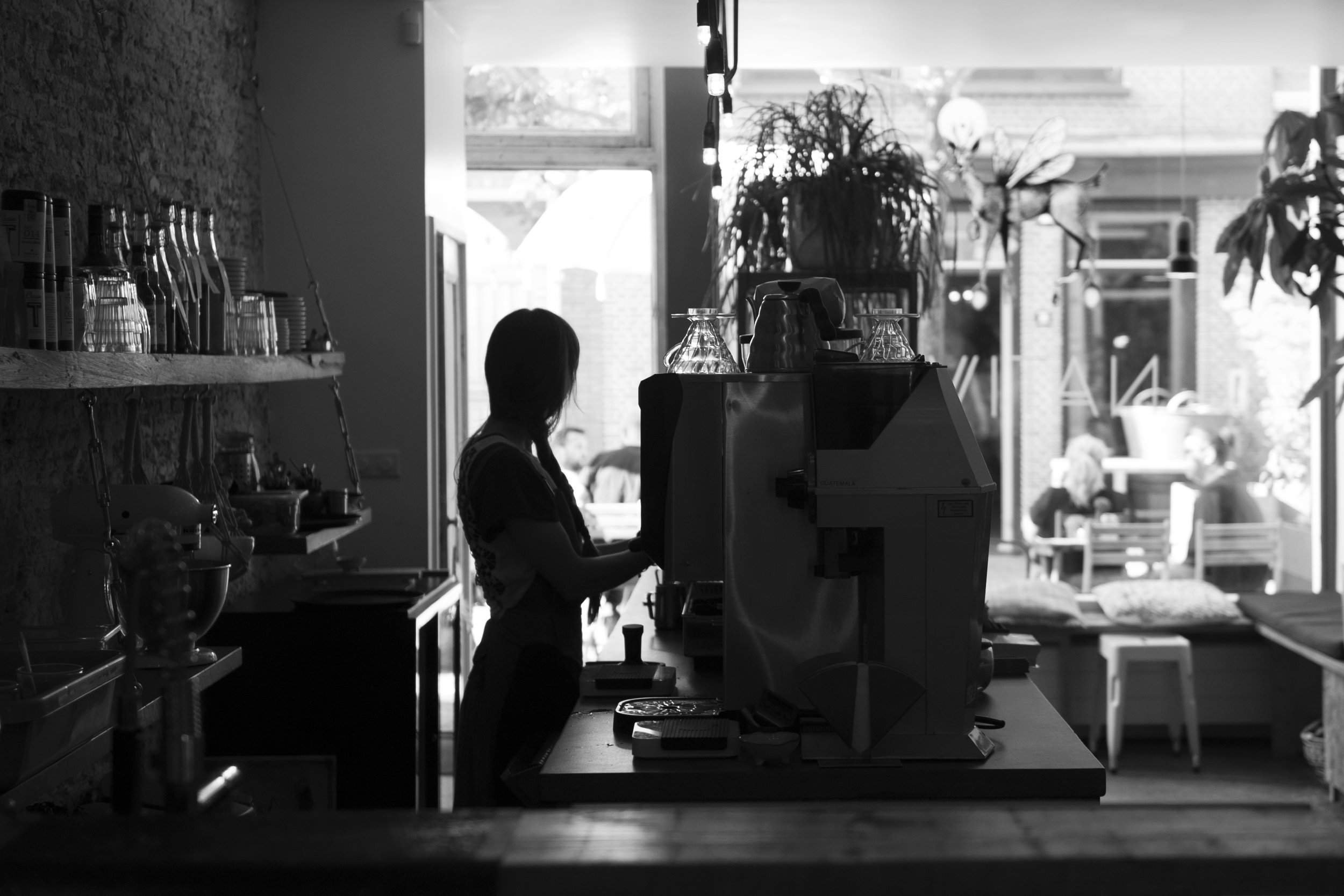 koffie hotspots in Haarlem