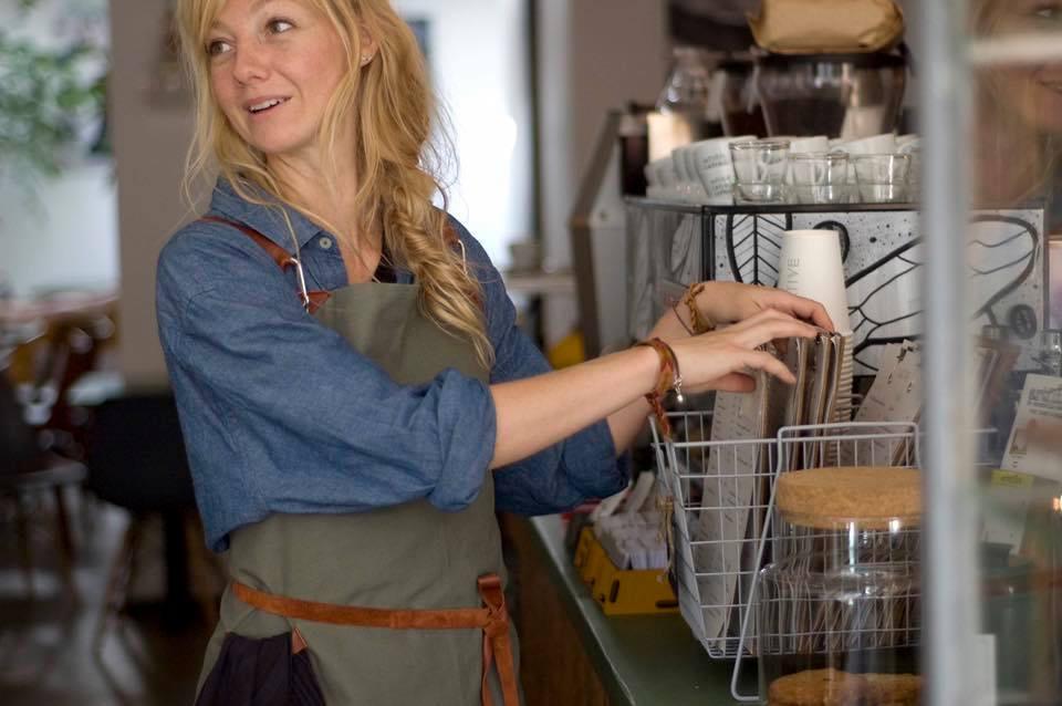 herbruikbare koffiebekers Native