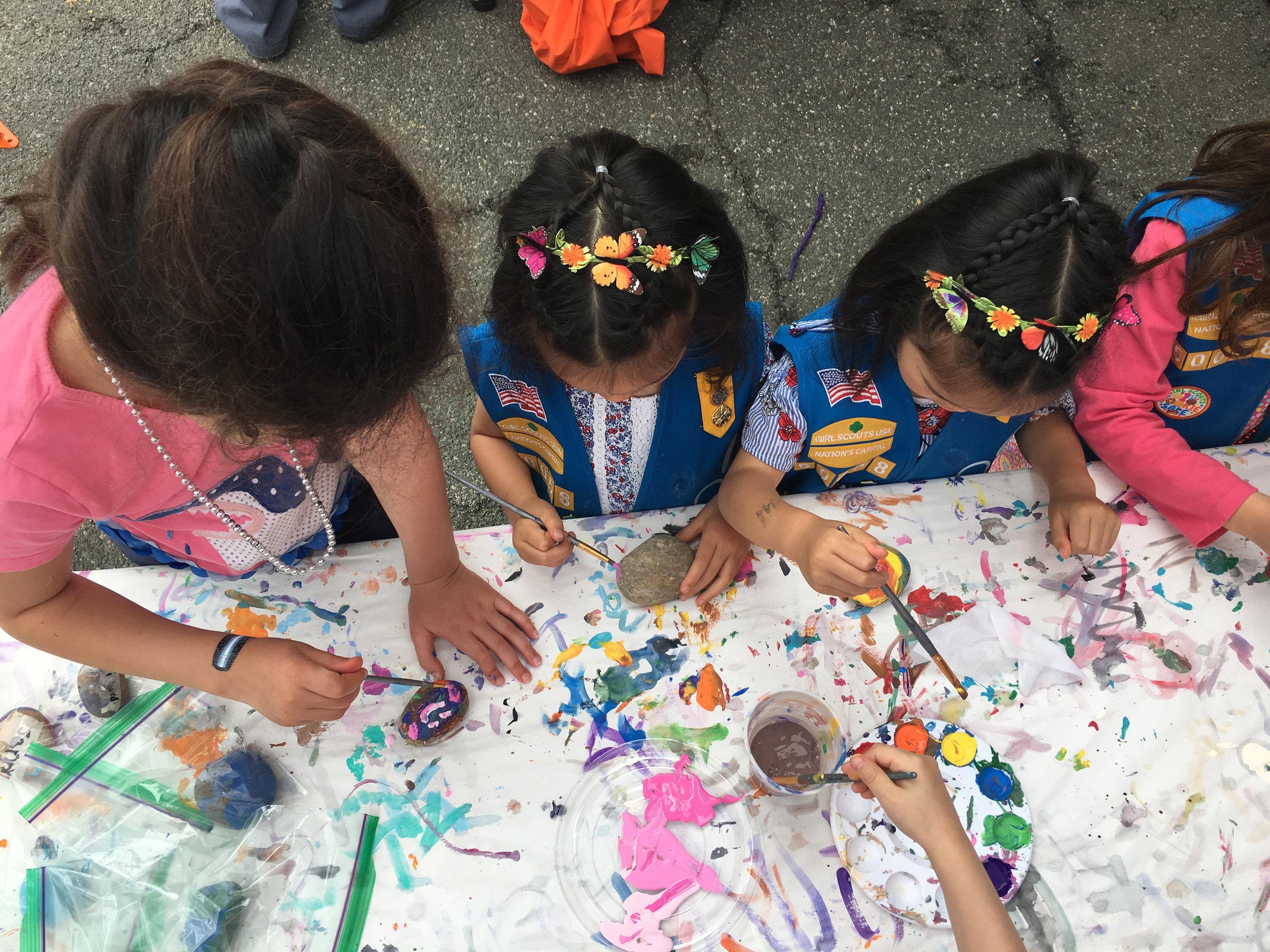 Week of July 22 - Clay Art, Chess, Decorating Cupcakes, Magic Camp