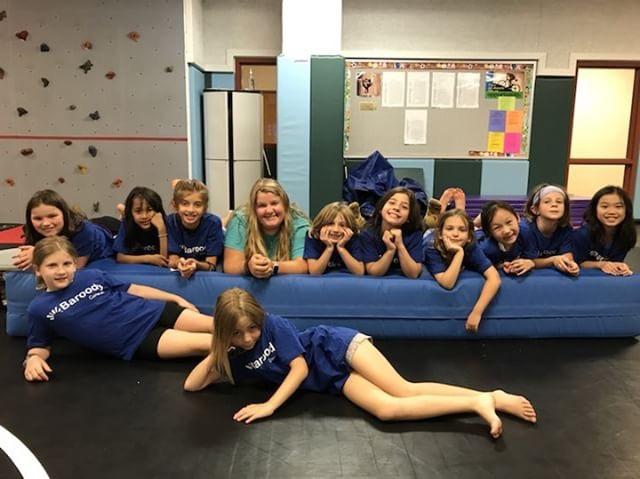Gymnastics -