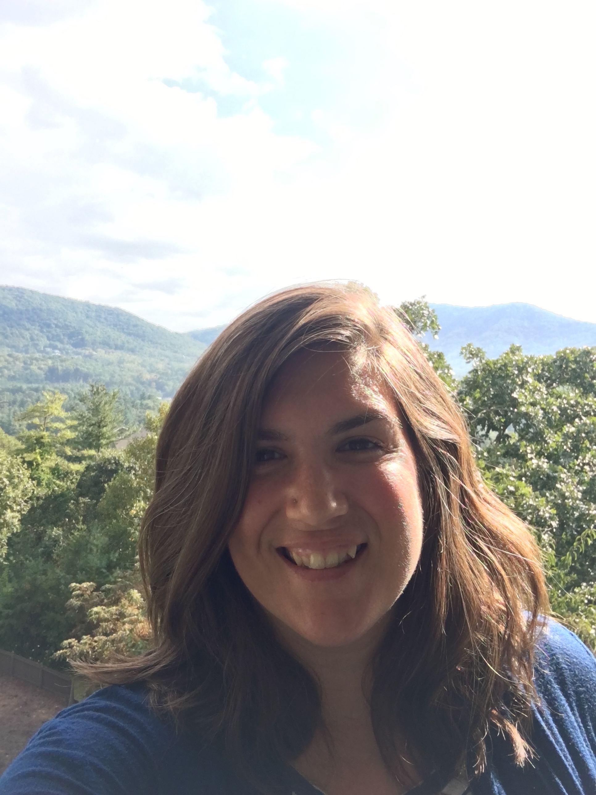 About Me:  I'm Jamie-a licensed mental health counselor and a body positive coach in Asheville, NC. I help women feel sane around food and comfortable in their own skin- at any size. I believe in the power of women supporting women,  Health at Every Size  (R),that all of us were born to take up space and that ALL bodies are good bodies.