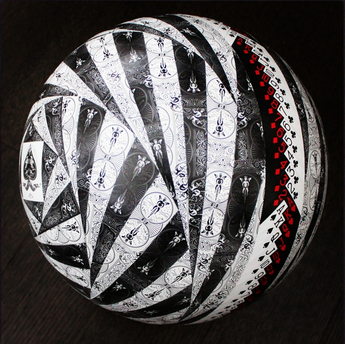 "Brian Bober -    ""Poker Ball v2.0"" - $3000"