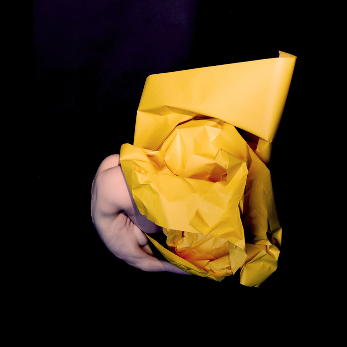 """Frederic Crist -   """"Yellow Paper Nude 19"""" - $1000"""