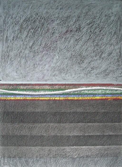 """Jeffery Gelick   - """" Untitled # 12 """"   (30""""x 22"""") -  $2500"""