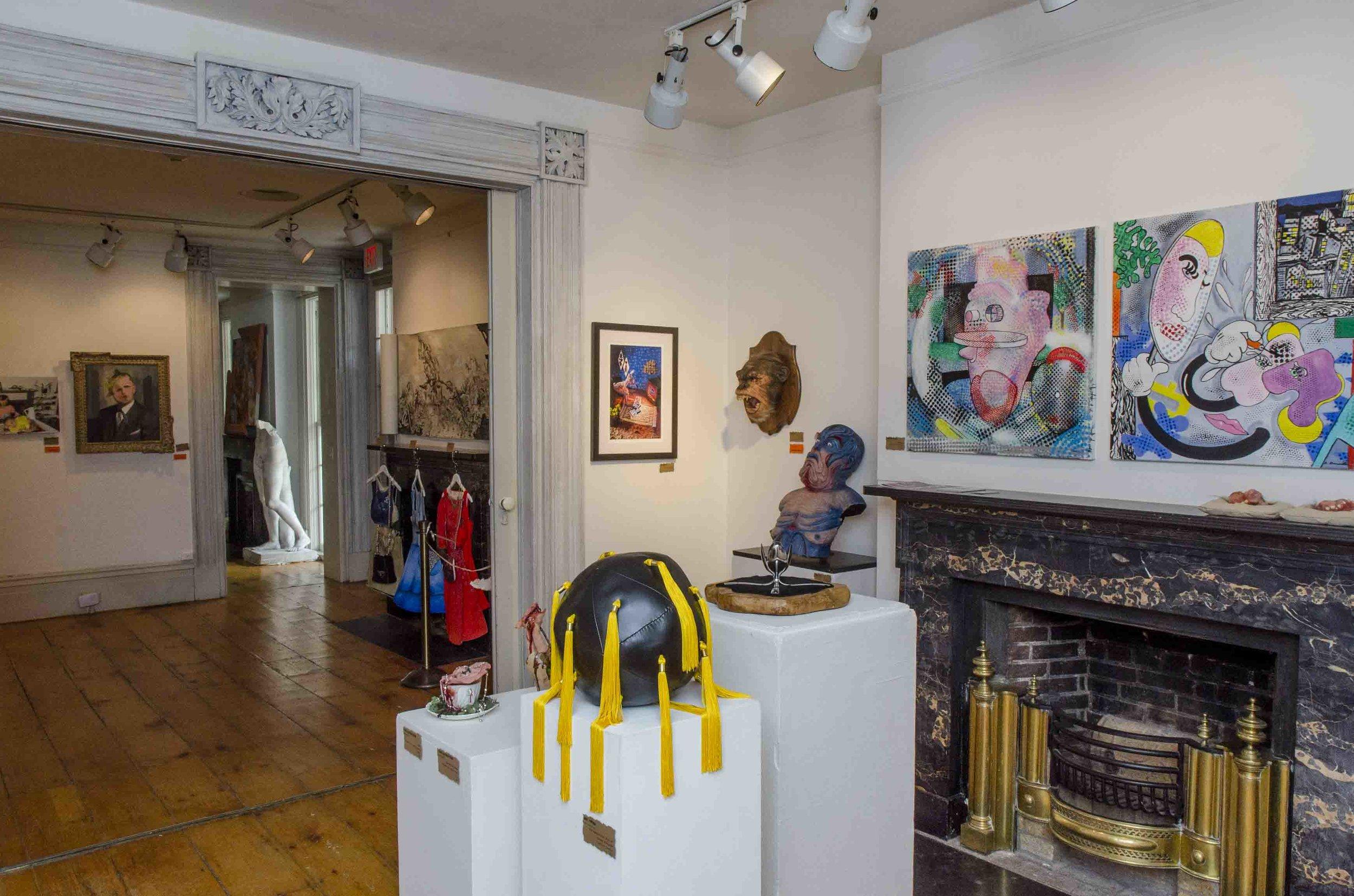 Fun House 2016, Barrett House Galleries.
