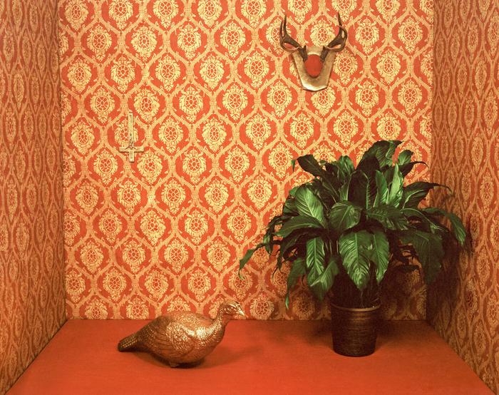 "Rob Crossno -  ""Trophy Room""  (35""x 28"")  $1850"