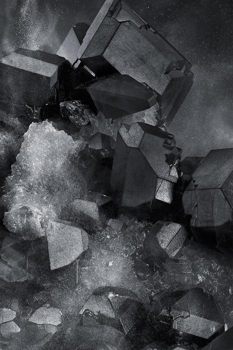 "Evan D' Arpino -  ""Sulfur""  (36""x 24"") -  $2500"
