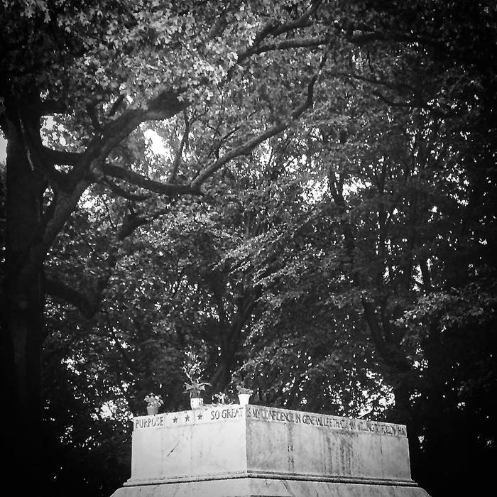 "Melora Kaplan -  ""Baltimore Monument Series""  (10 3/4"" x 10 3/4"") -  NFS"
