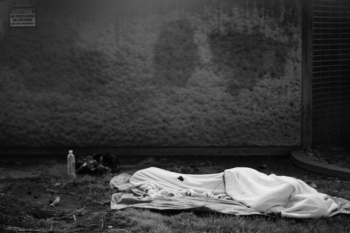 """Robert Hill Long -  """"The Sleeper""""  (12"""" x 18"""") -  $250"""