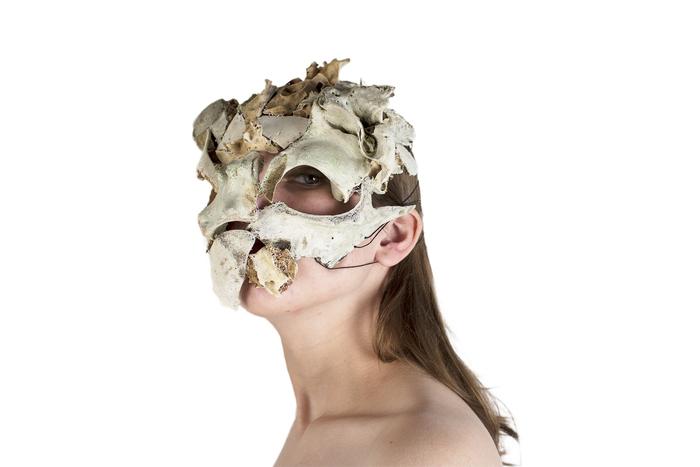 """Conner Dyer - """"Bones""""  (12"""" x 18"""") -  $250"""