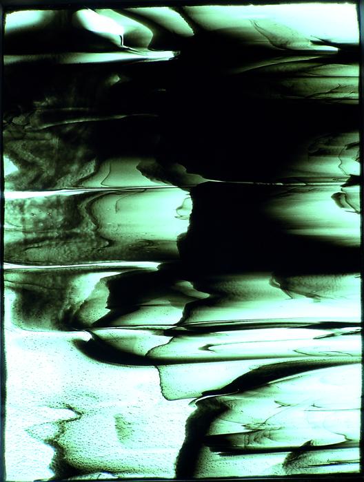 "Jack Straton-  ""Skirting the Edge""  (16"" x 20"") -  $350"