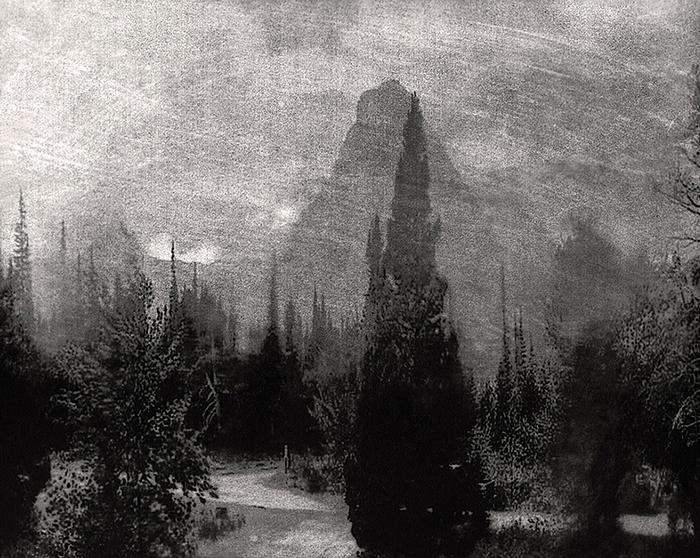 "Marcus DeSieno  ""52.143200,-4.394850""  (16"" x 20"") Archival Pigment Print of a Still from Surveillance Camera -  $1000"