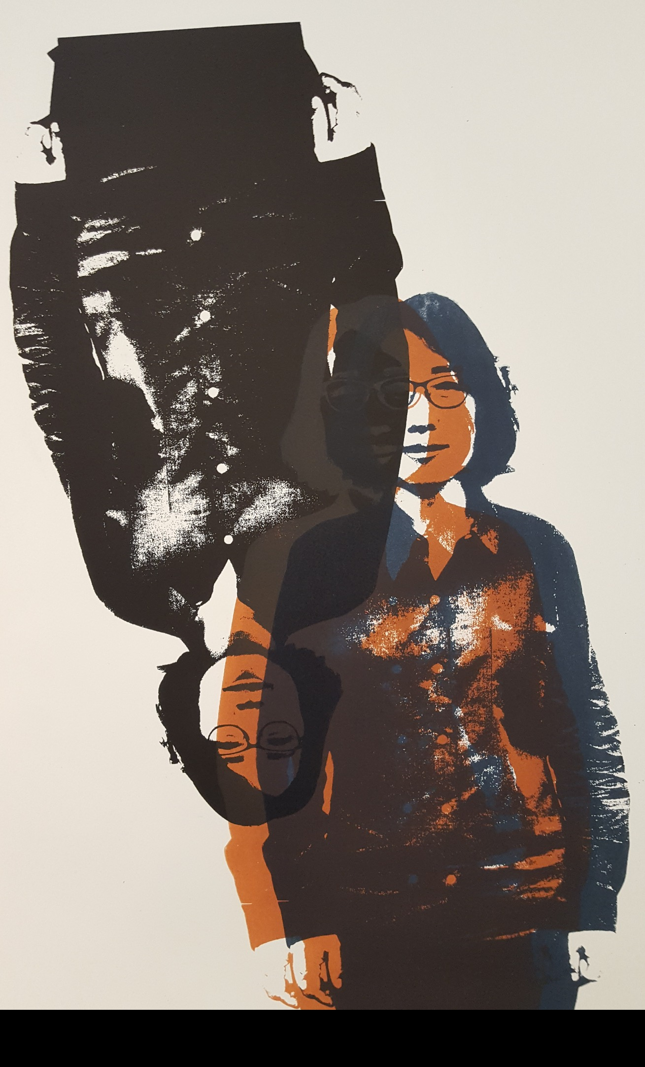 """Lee Geuryung   """"Self-Portrait"""""""