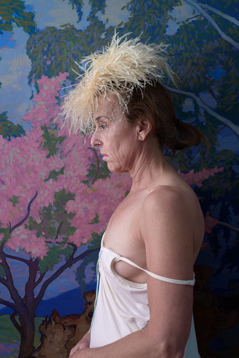 "Jo Ann Chaus -   Slip -   Archival Digital Print (17"" x 22"")  $350"