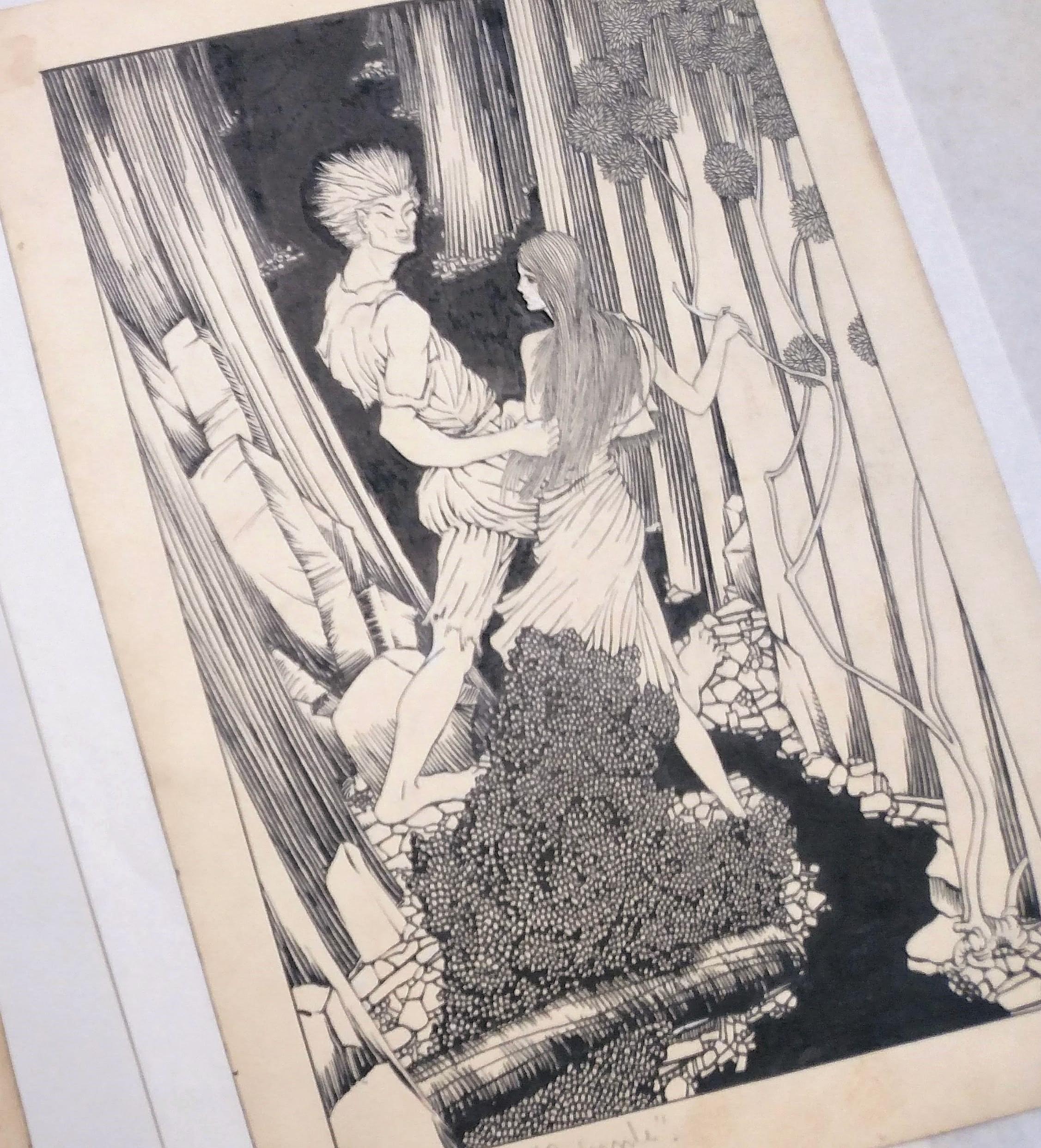 TWB, Jr. illustration form the 1920s.
