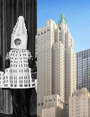 Leonard Schultze as the Waldorf-Astoria