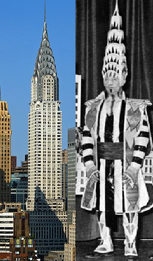 William Van Alen as the Chrysler Building