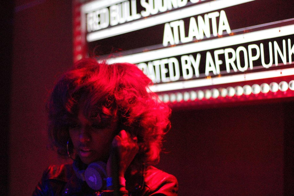 RED BULL SOUND SELECT CURATED BY AFROPUNK / ATLANTA, GA