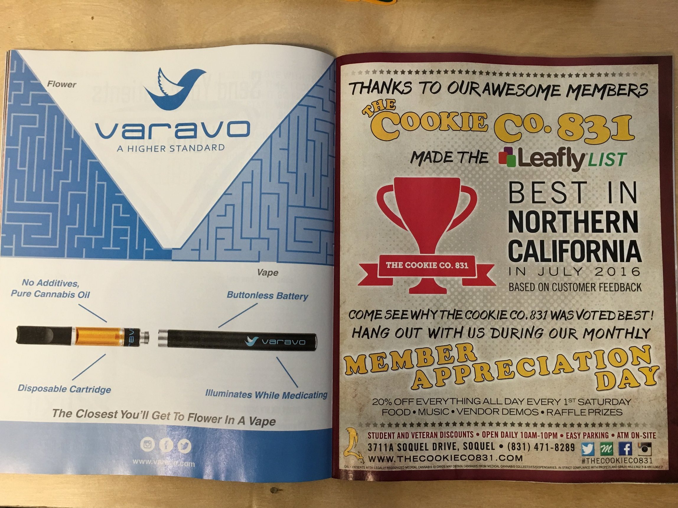 September 2016 Issue Ad (right)